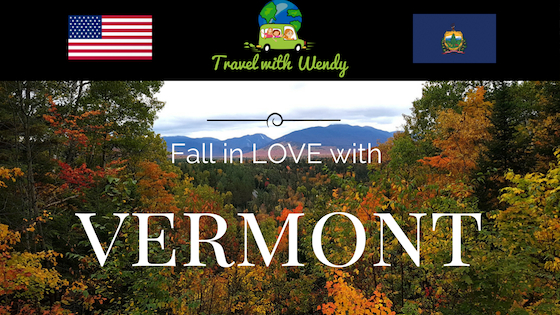 Fall in love with Vermont
