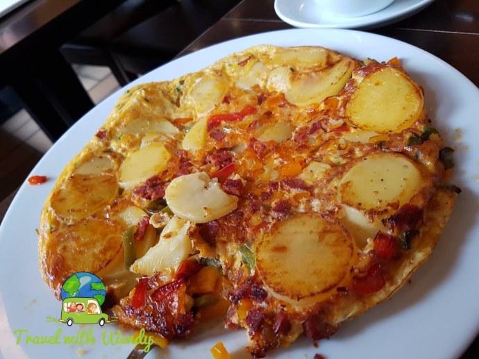Farmers Omelette - Stuttgart Eats