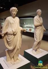 Roman Statues - Koln
