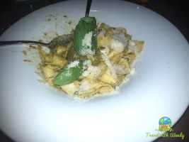 Spaghetti Pesto - Stuttgart Eats