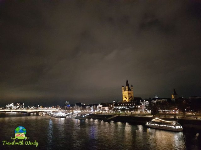 Industry and beauty on the River Cologne for the weekend