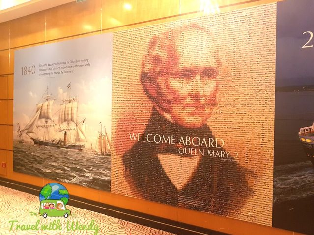 History everywhere - Like no other cruise ship in the world