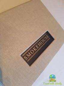 Smokehouse Menu