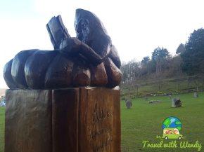 Book Worm - Alice Adventures - Wales
