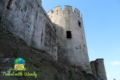 Weekend in Wales - Conwy Castle