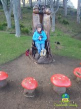 Fun in the park - Wales
