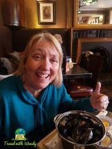 Weekend in Wales - Yummy Mussels