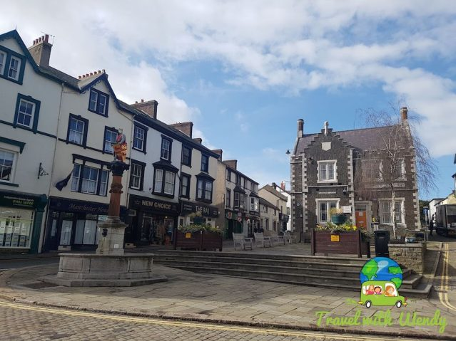 Walking the town of Conwy - Weekend in Wales