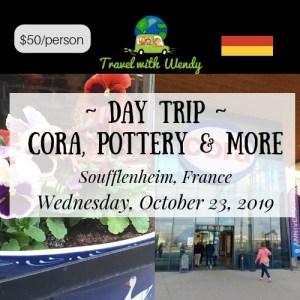 DAY TRIP - Cora, Pottery & MORE!