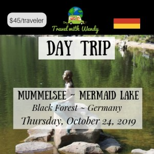 Day TRIP - Mummelsee
