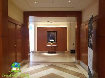 Welcome to the Marriott - Lobby