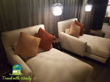 Relax and Massage room
