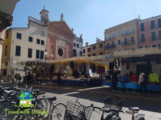 Market in Padua