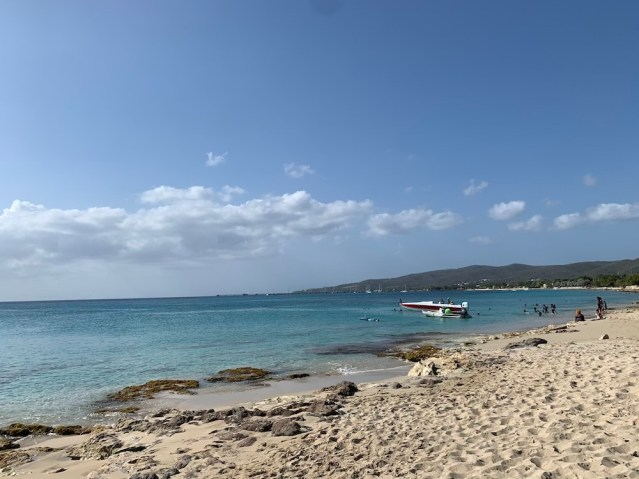 Sunday is Funday on the island of St. Croix
