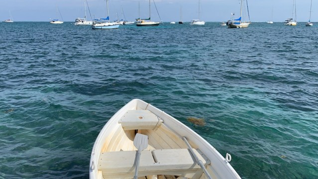 Boats on St. Croix, US Virgin Island