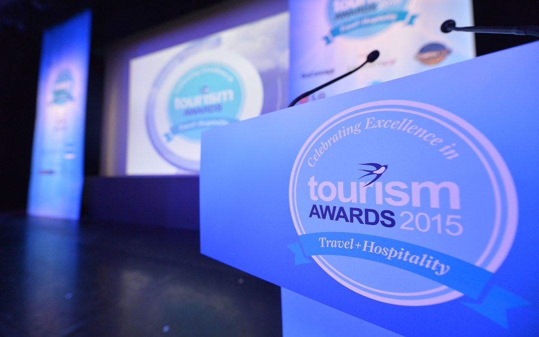 Travelworks strikes gold in the Tourism Awards 2015