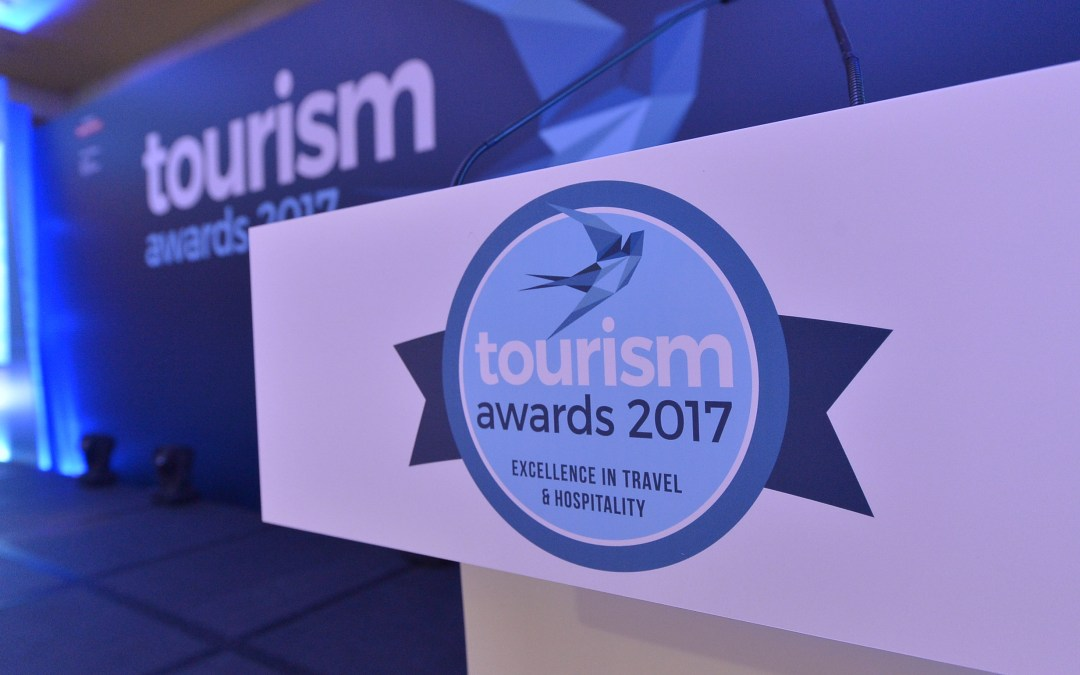 Travelworks scores a hat-trick with two bronze and a silver at the Tourism Awards 2017