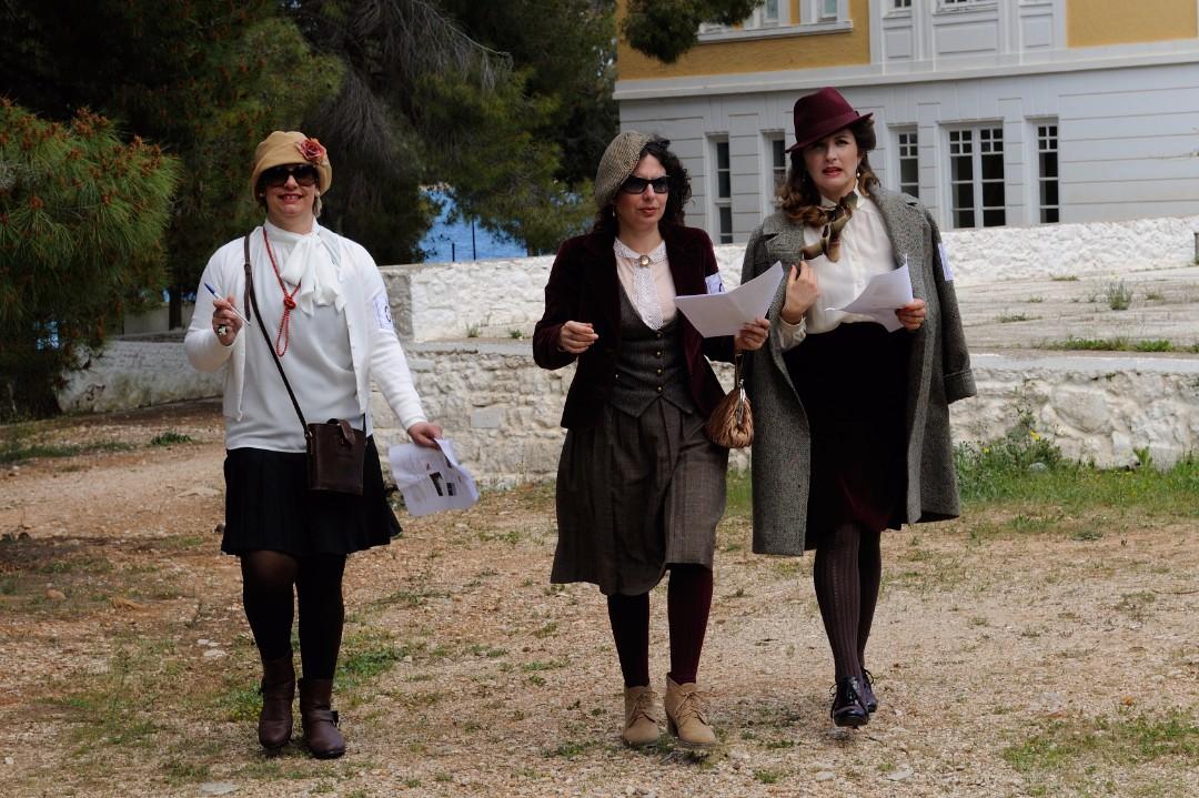 Tweed Run Spetses 032