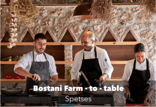 Bostani Farm-to-Table, Spetses