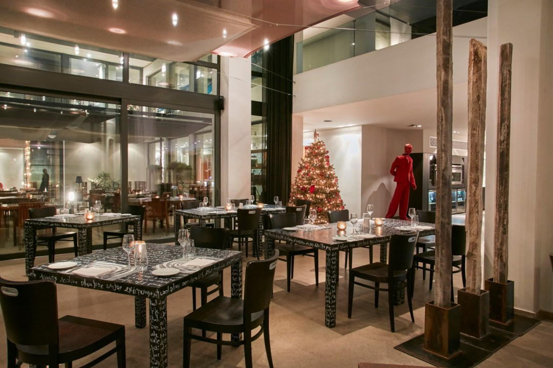 Travelworks | bluegr Hotels & Resorts | Christmas at Life Gallery Athens 02