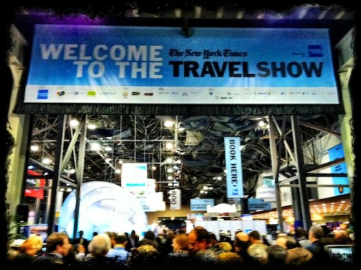 Image result for javits center travel show