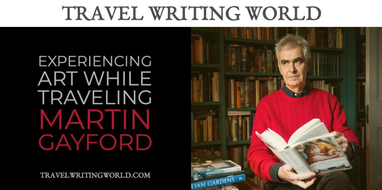 Martin Gayford Interview