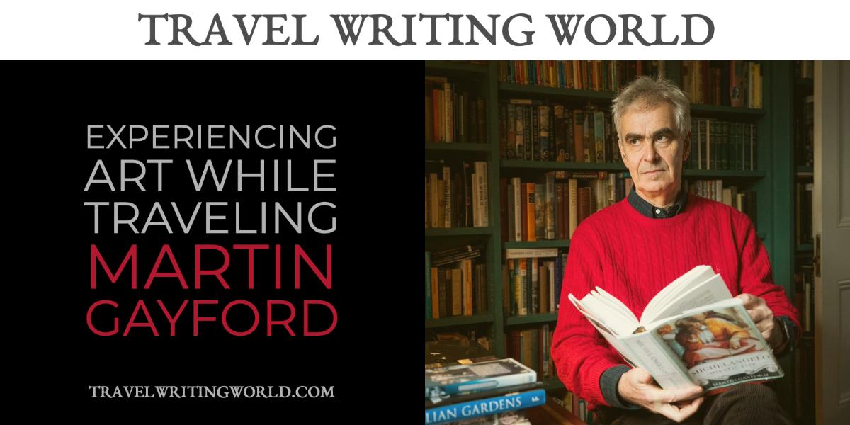 Martin Gayford Interview