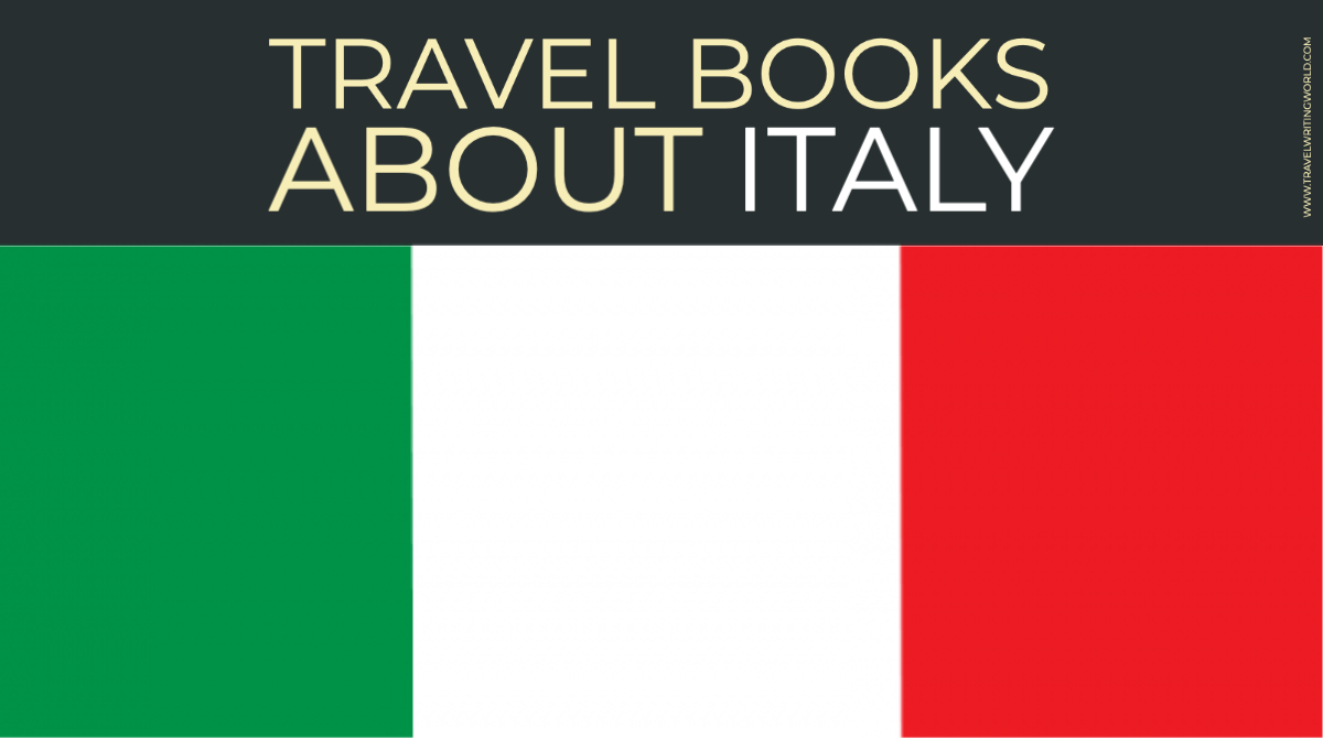 Travel Books About Italy