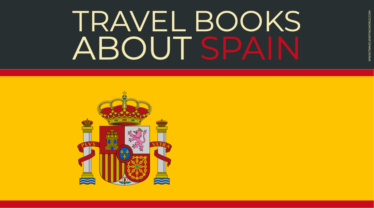 Travel Books About Spain