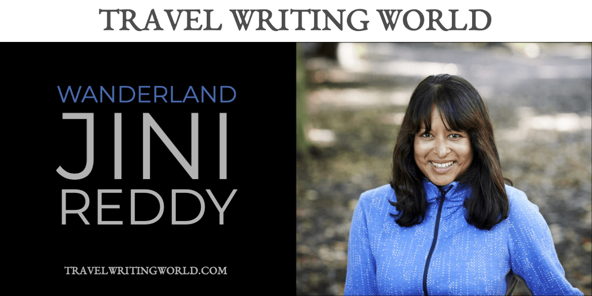 Wanderland Jini Reddy interview