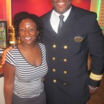 Norwegian Epic Executive Housekeeper Errol on TravelXena.com