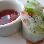Norwegian-Star-Vietnamese-Summer-Rolls-TravelXena.com