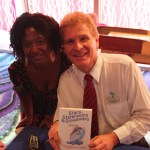 Gary Glading Stars Staterooms and Stowaways book for Hanalei Animal Sanctuary