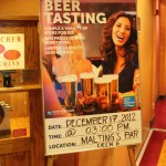 Norwegian-Jewel-Beer-Tasting-Maltings-Bar-TravelXena