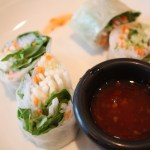 Asian Food Vietnamese-Summer-Rolls-Norwegian-Jewel-TravelXena