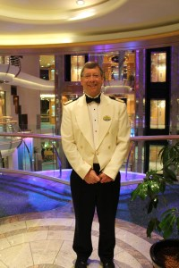 Interview with Cruise Director Alastair Crawford on the Jewel of the Seas
