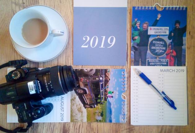 New Year Travel Resolutions