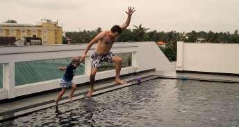 Swimming pool at Ayana Fort Kochi