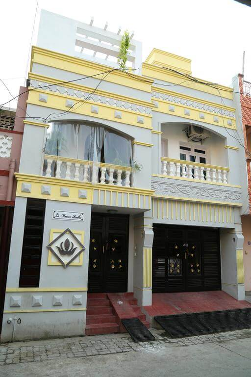 La Maison Radha Birds Room - front