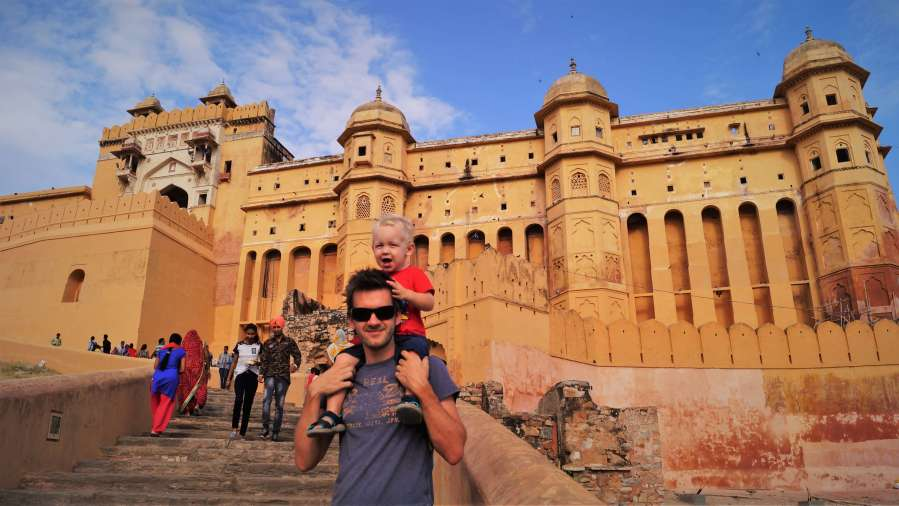 Northern India itinerary with kids