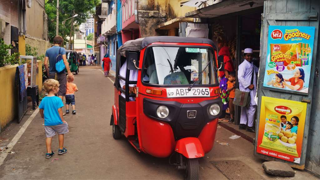 Colombo with kids: top 5 things to do