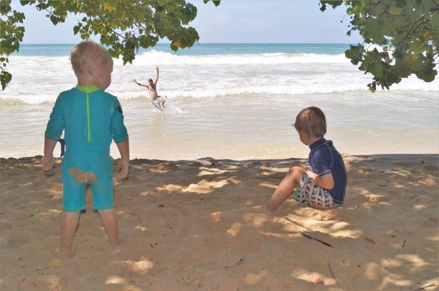 Best Family Beaches in Sri Lanka