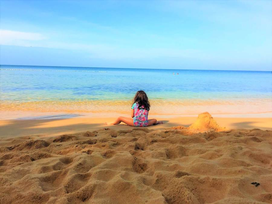 Phu Quoc - Vietnam beach with kids