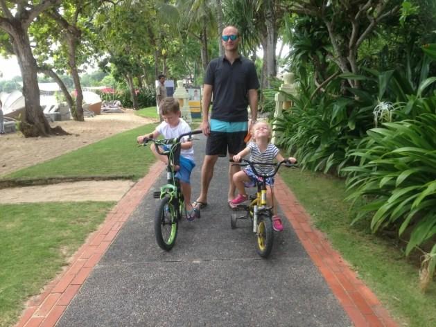 Seminyak with kids