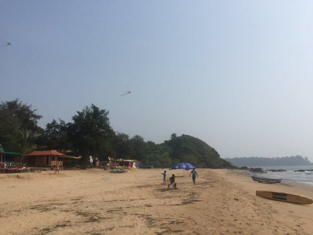 Best beaches in Goa with kids