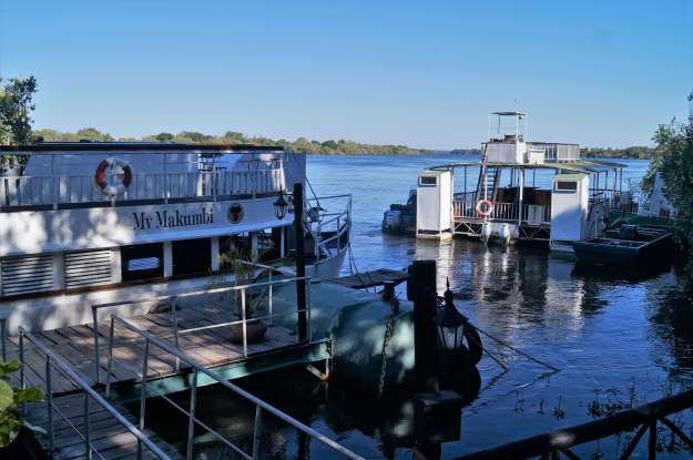Victoria Falls Waterfront Review