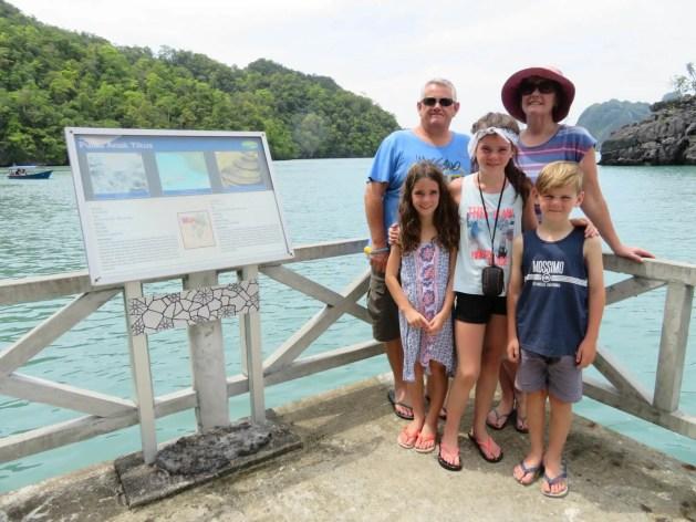 Langkawi with kids