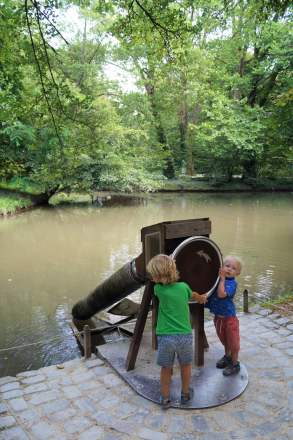 Loire with kids