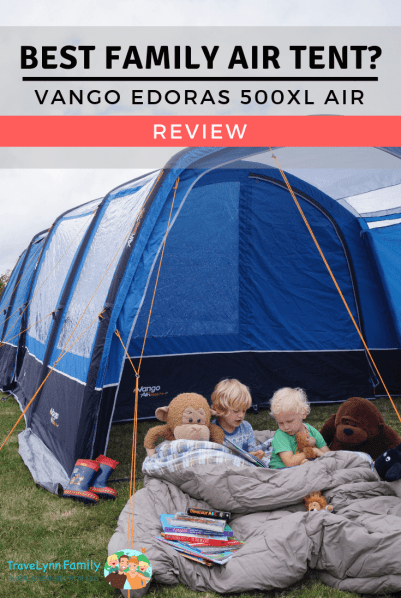 Vango air tent review pin
