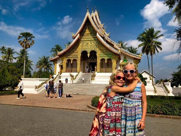 Luang Prabang with kids